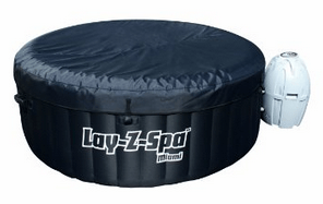 Lay-Z-Spa Miami: kleines Whirlpoolmodell