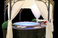 Überdachungen für aufblasbare Whirlpools für jeden Stil und Anspruch